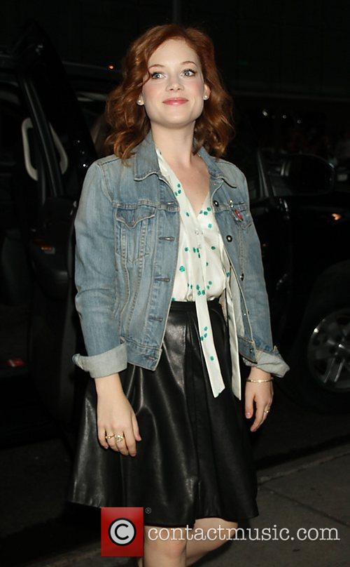 Jane Levy and Good Morning America 9