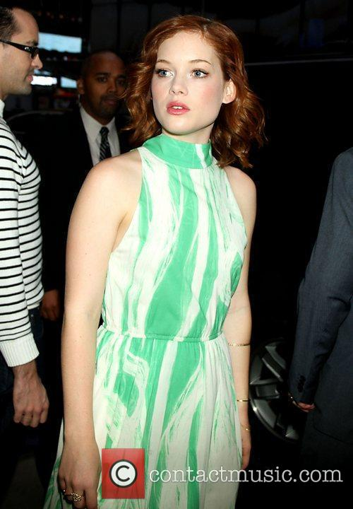 Jane Levy and Good Morning America 1