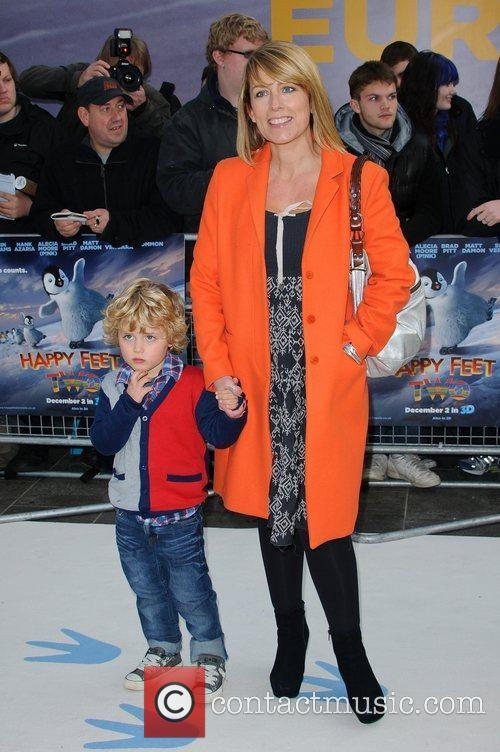 Fay Ripley and Empire Leicester Square 3