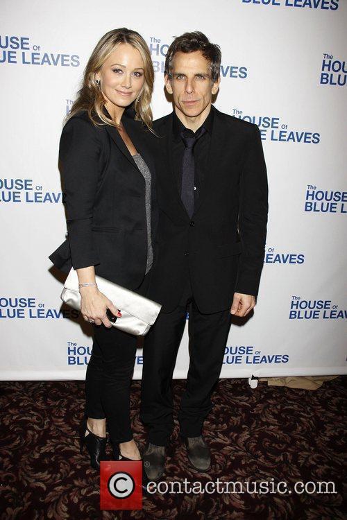 Christine Taylor and Ben Stiller 2