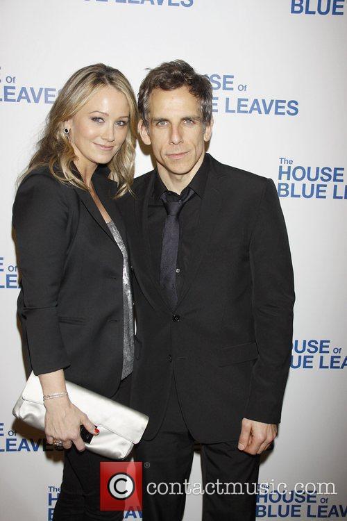 Christine Taylor and Ben Stiller 4