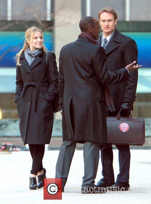 Kristen Bell, Don Cheadle and Josh Lawson