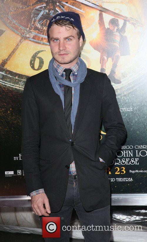 Brady Corbet and Ziegfeld Theatre 2