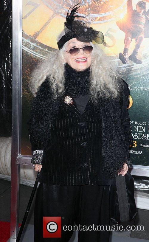 Sylvia Miles and Ziegfeld Theatre 3