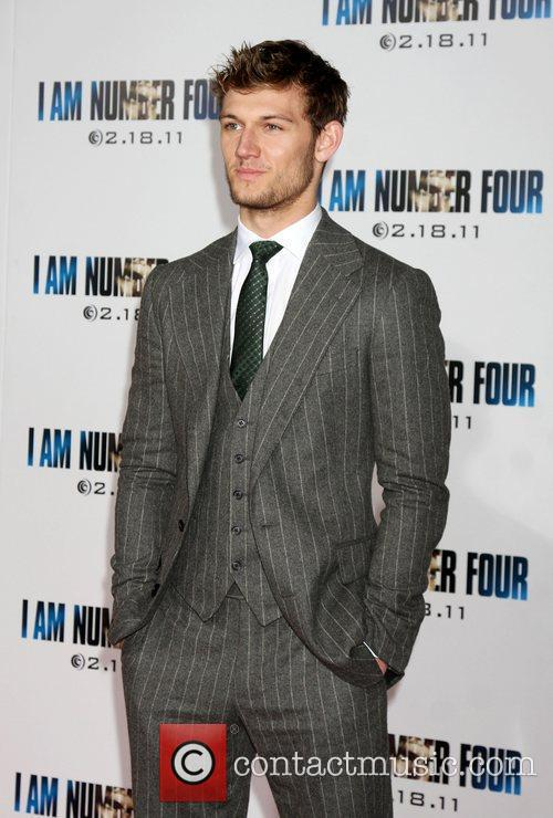 Alex Pettyfer and The Village 1