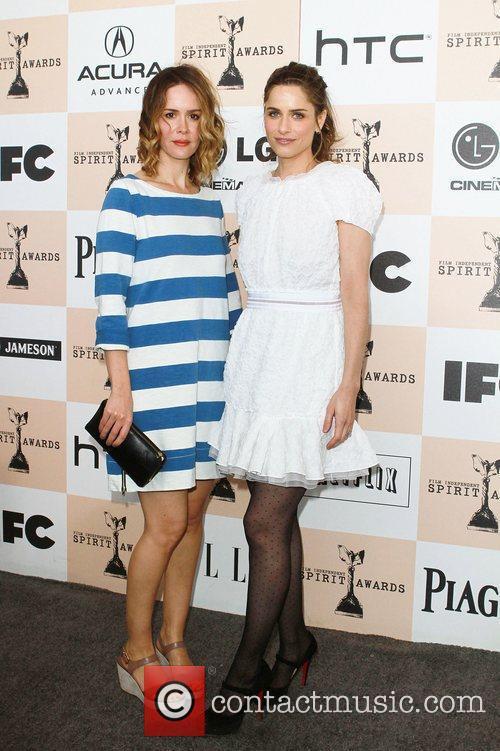 Sarah Paulson, Amanda Peet, Independent Spirit Awards and Spirit Awards