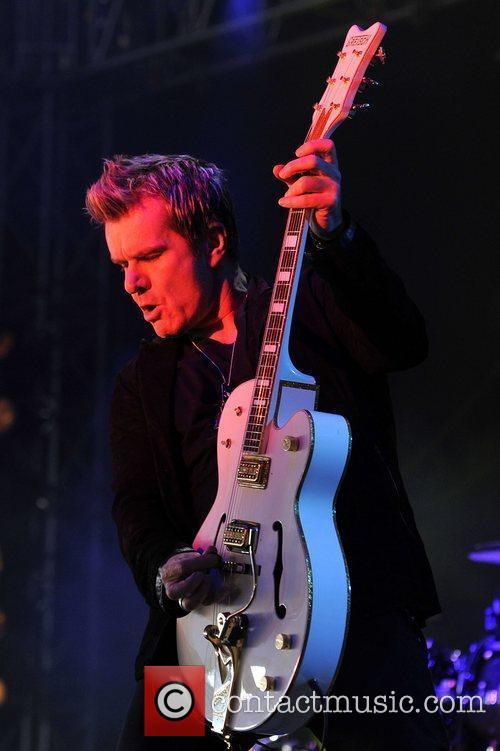 Billy Duffy and The Cult 2