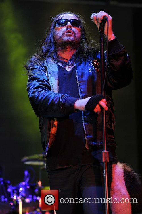 Ian Astbury, The Cult and Isle Of Wight Festival 2