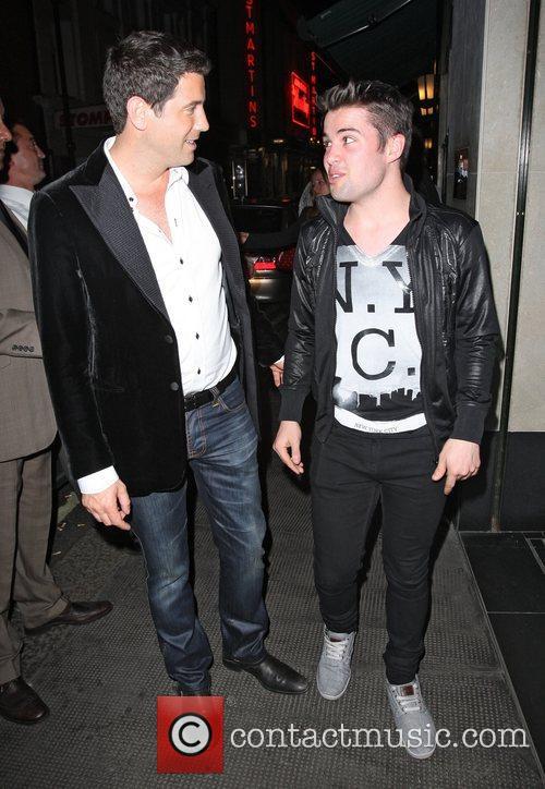 Il Divo and Joe Mcelderry