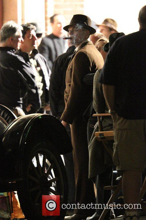 Leonardo Dicaprio and Clint Eastwood 2