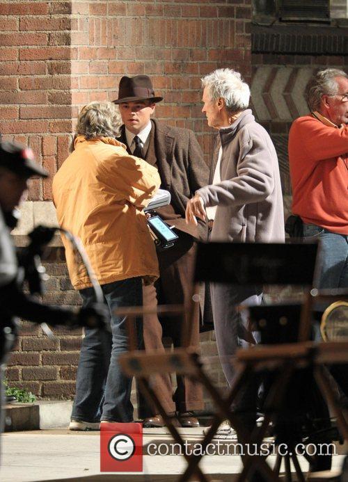 Leonardo Dicaprio and Clint Eastwood 11