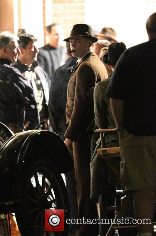 Leonardo Dicaprio and Clint Eastwood 7