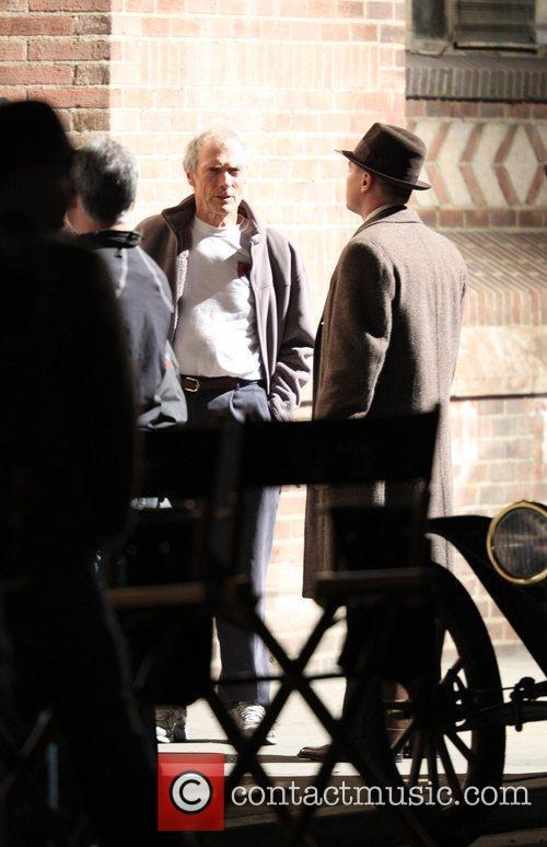 Leonardo Dicaprio and Clint Eastwood 5