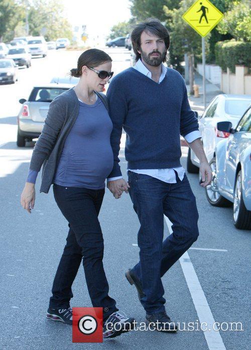 Jennifer Garner and Ben Affleck 11