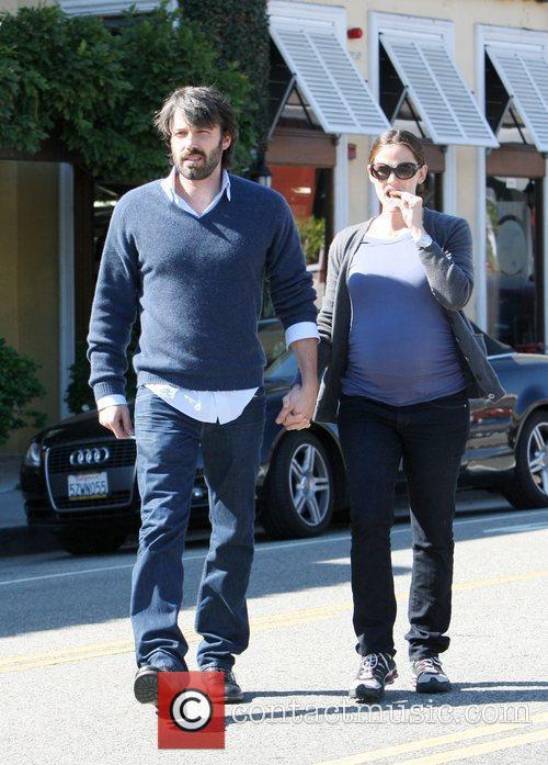 Jennifer Garner and Ben Affleck 9