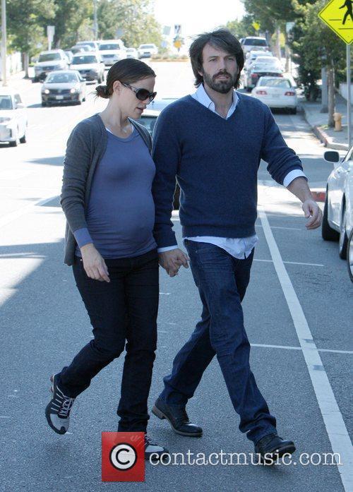 Jennifer Garner and Ben Affleck 8