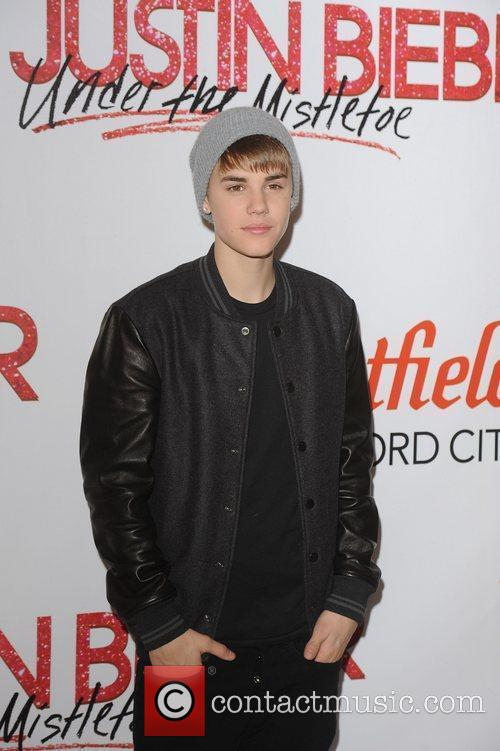 Justin Bieber and The Westfield Shopping Centre 1