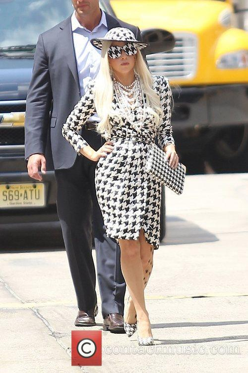 Lady Gaga and The View 7