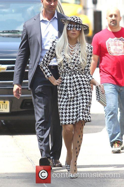 Lady Gaga and The View 8