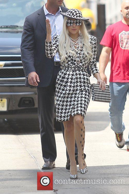 Lady Gaga and The View 2