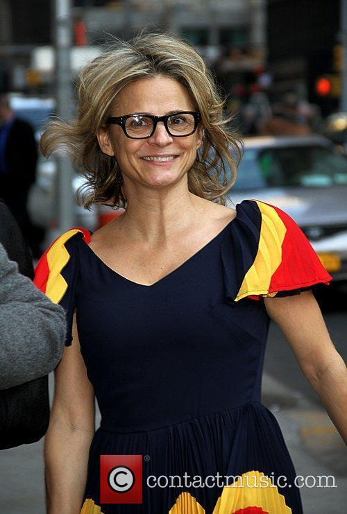 Amy Sedaris, Ed Sullivan and The Late Show With David Letterman