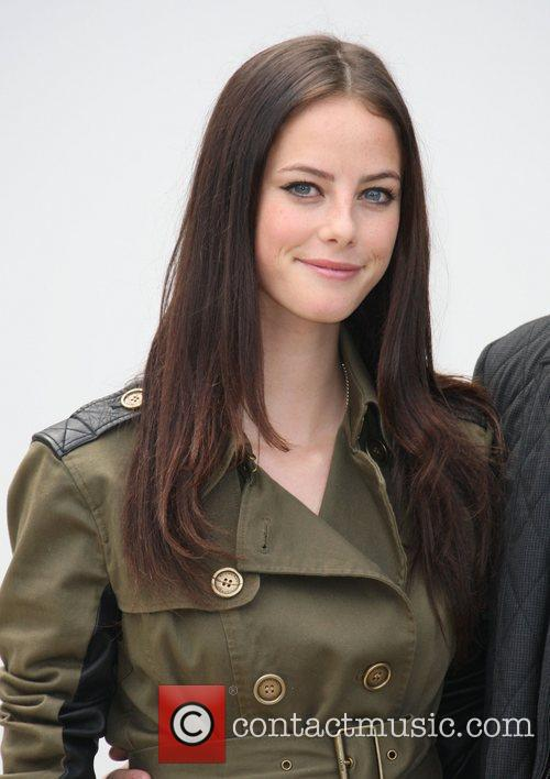 Kaya Scodelario and London Fashion Week