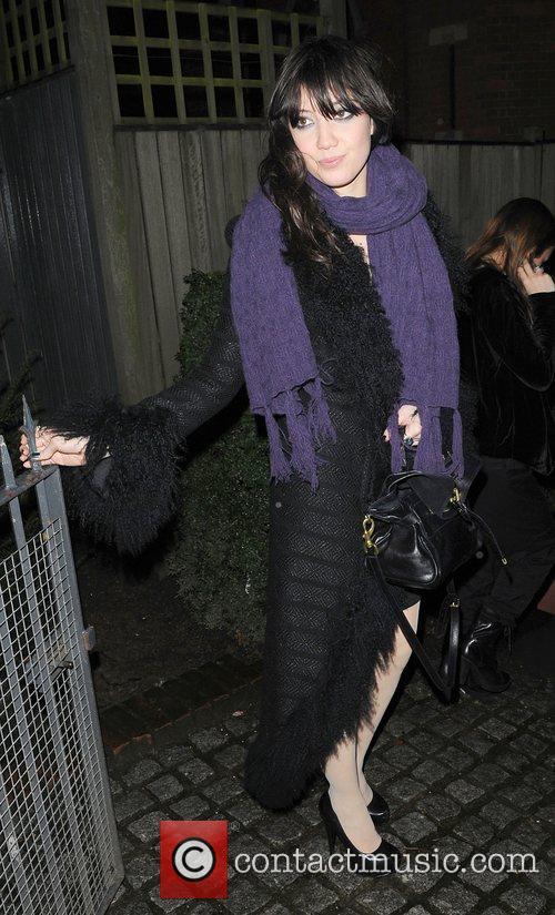 Daisy Lowe, Alexander Wang and London Fashion Week 8