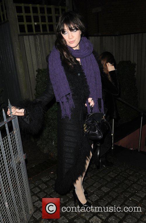 Daisy Lowe, Alexander Wang and London Fashion Week 3