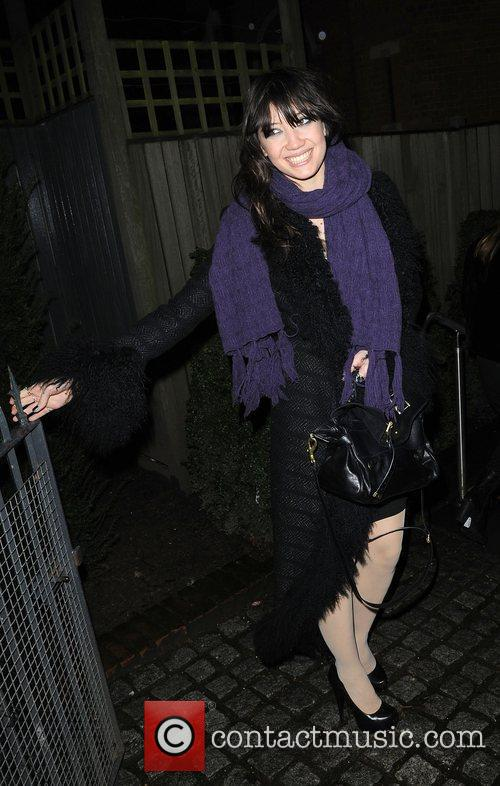 Daisy Lowe, Alexander Wang and London Fashion Week 5