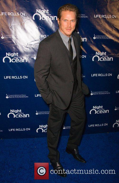 Jason Lewis and Night By The Ocean Gala 2