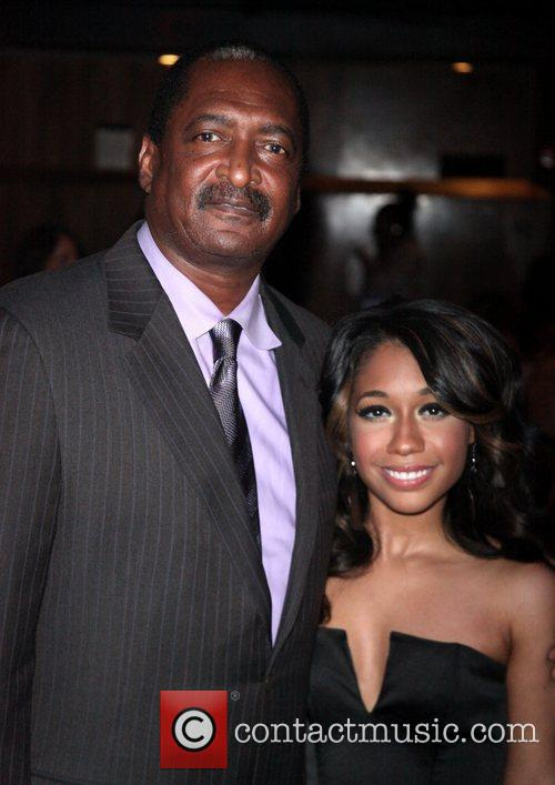 Mathew Knowles, Celebration and Tiffany Evans