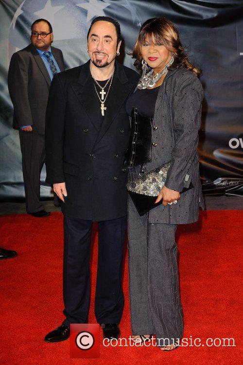David Gest, Deniece Williams and Empire Leicester Square