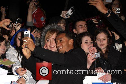 Aston Merrygold, Jls and Mobo 1