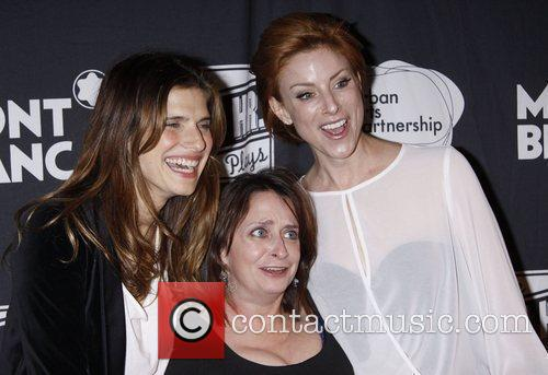 Lake Bell, Diane Neal and Rachel Dratch