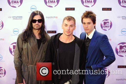 30 Seconds To Mars and Mtv European Music Awards 4