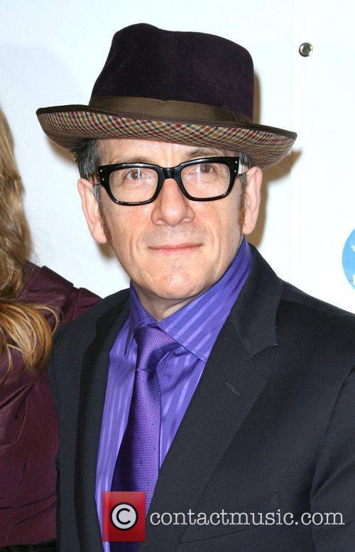 Elvis Costello and Barbra Streisand 1