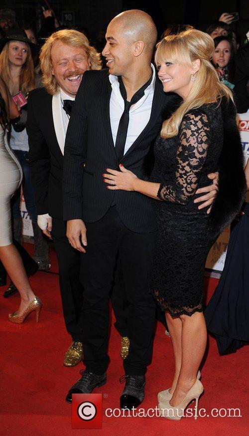 Leigh Francis and Emma Bunton 10