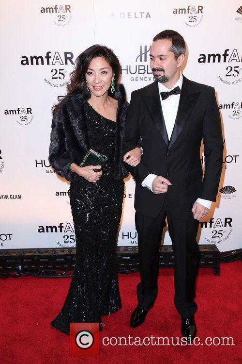 Michelle Yeoh and Wall Street