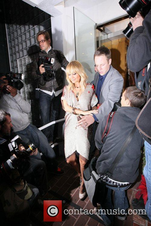 Nicole Richie and Fred Segal 11