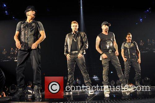 Brian Littrell, Aj Mclean, Backstreet Boys, Howie Dorough and Nick Carter 1