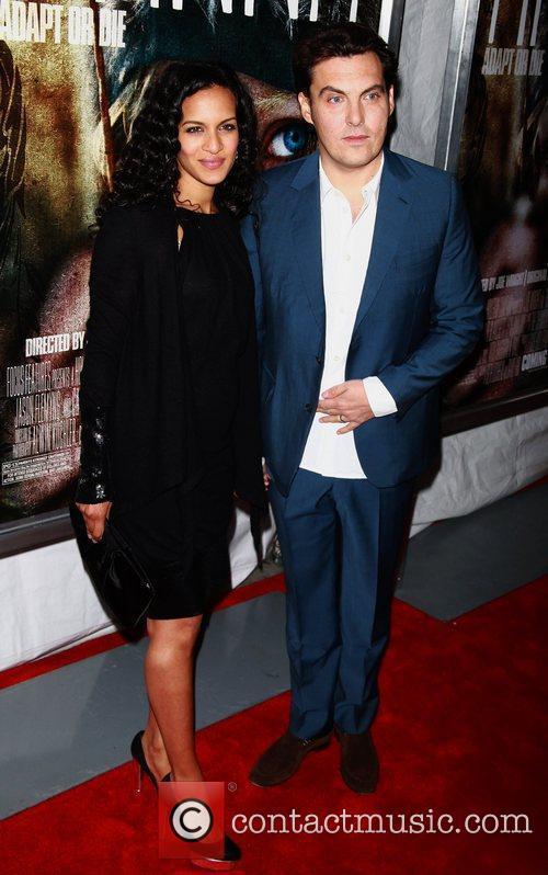 Anoushka Shankar and Joe Wright 1