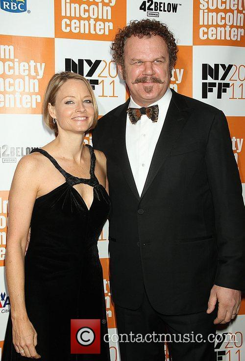 Jodie Foster and John C Reilly