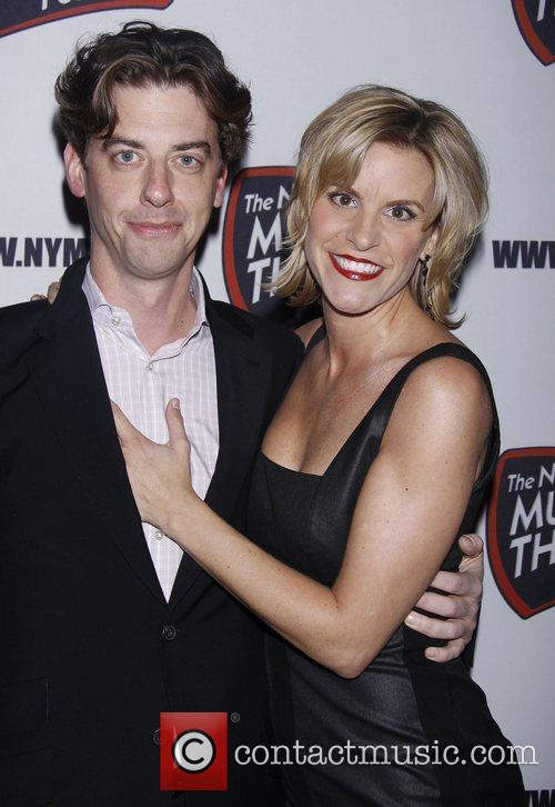 Christian Borle and The Hudson Theatre