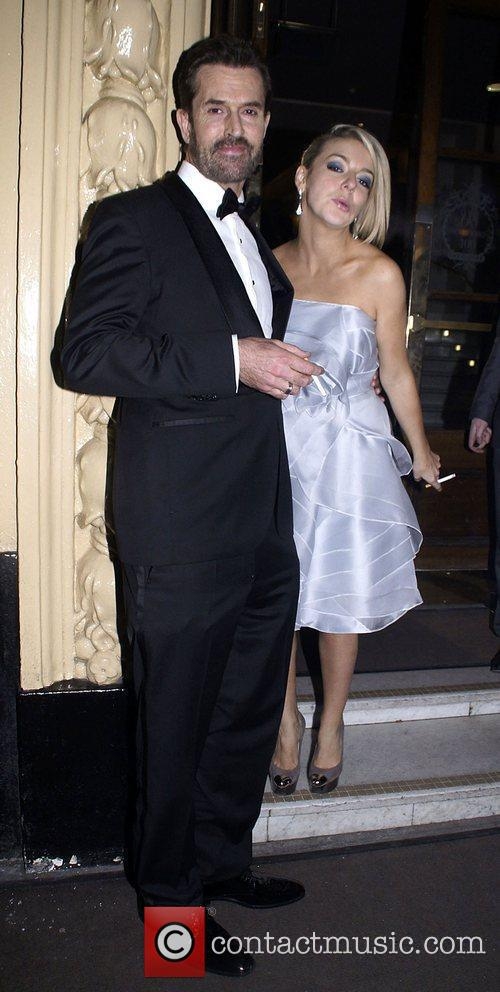 Sheridan Smith and Rupert Everett
