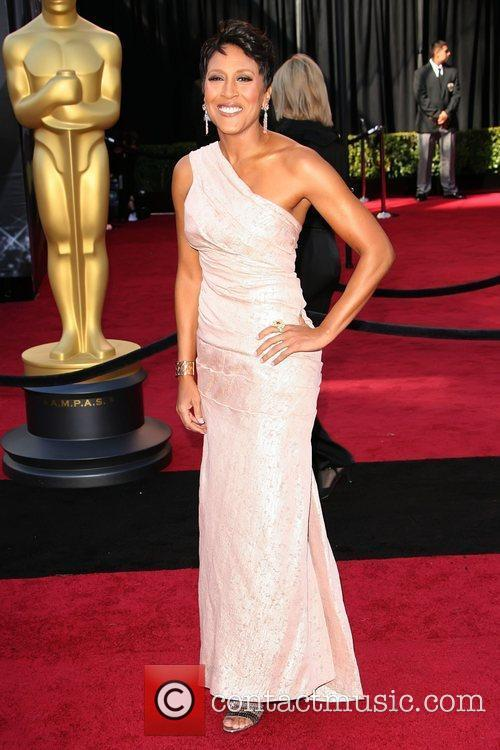 Robin Roberts and Academy Of Motion Pictures And Sciences