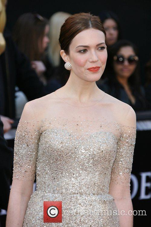Mandy Moore, Academy Of Motion Pictures And Sciences and Academy Awards 6
