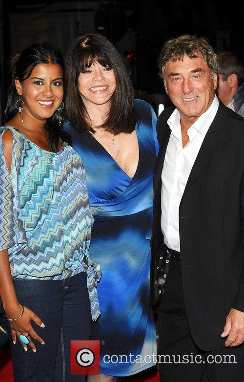 Pooja Shah, Billy Murray and Jaime Murray