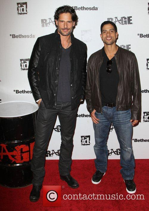 Joe Manganiello and Adam Rodriguez