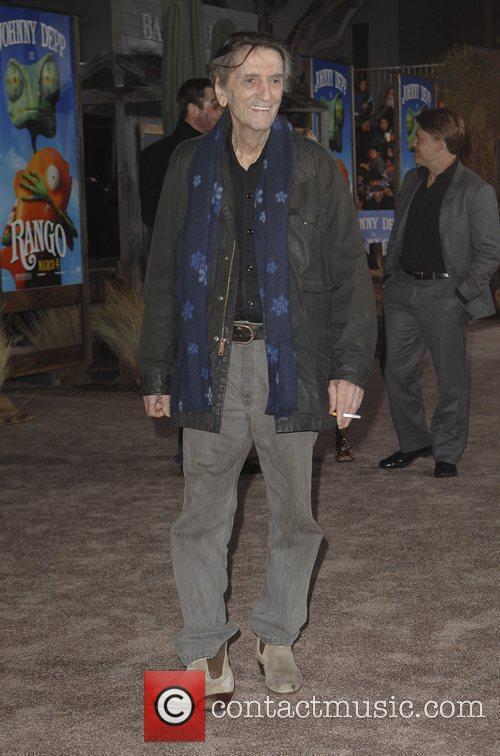 Harry Dean Stanton and Tim Westwood 5