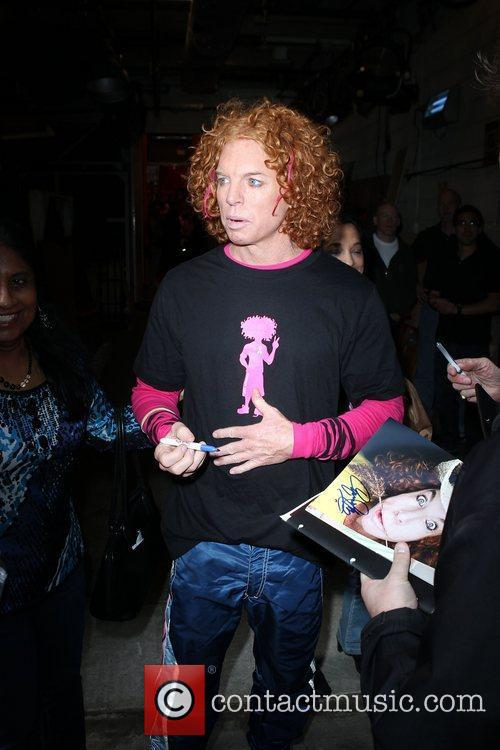 Carrot Top, Abc and Abc Studios 2